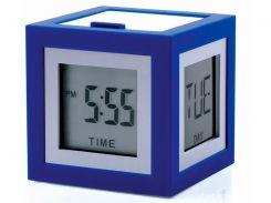 Будильник CUBISSIMO LCD арт LR79B5