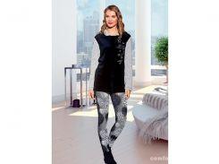 Домашняя одежда Lady Lingerie - Велюровый костюм 15585 XL Код  15063