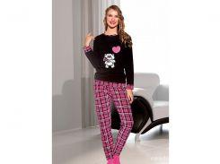 Домашняя одежда Lady Lingerie - Набор 15670 L Код  15054