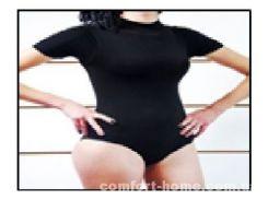 Домашняя одежда Lady Lingerie - 1003 M боди черный Код  3501