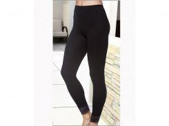 Домашняя одежда Lady Lingerie - 1013 ST лосины черный Код  2000022070287