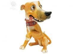 Фигурка собачка «Сизли», h-12 см (340-1080)
