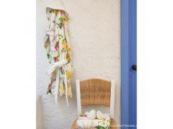 Набор халат с полотенцем Karaca Home - Linus S/M 2017 50*90+85*150