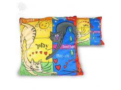 Подушка декоративная на молнии «Sweety kitty» Carmani