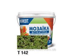 Мозаичная Штукатурка Ферозит  Т142 25 кг