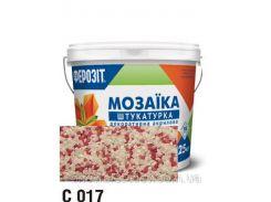 Мозаичная Штукатурка Ферозит  С017 25 кг