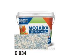 Мозаичная Штукатурка Ферозит  С034 25 кг