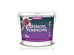 Феромал Superacryl Feinspachtel 16 кг. Готовая финишная шпаклевка.