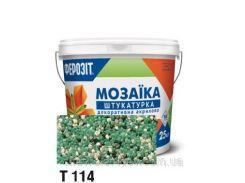 Мозаичная Штукатурка Ферозит Т114 25 кг