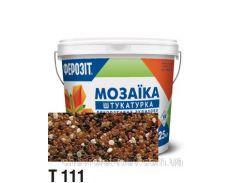 Мозаичная Штукатурка Ферозит  Т111 25 кг