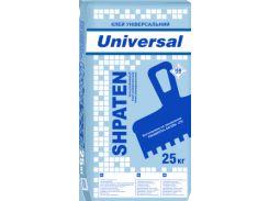 Клей для пенопласта и минеральной ваты Универсальный Шпатен Универсал Shpaten Universal