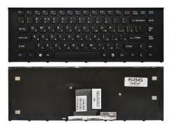 Клавиатура Sony VPC-EA Series, черная (148792071)