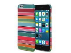 Чехол ARU для iPhone 6 Plus/6S Plus Stripes Rainbow