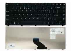 Клавиатура для ноутбука Acer Aspire E1-421 E1-431 E1-471 TravelMate 8371 8371G 8471 8471G, черная, US + Наклейки (MP-09G43U4-930)