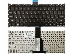 Клавиатура для ноутбука Acer Aspire S3-391 S3-951 S5-391 V5-121 V5-131 One 756 TravelMate B113, черная (9Z.N7WSC.10R)