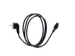 Сетевой кабель для адаптера питания ноутбука, евро , клевер, 1,5 м. (3-hole)