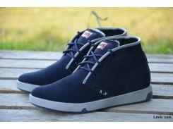 Мужские зимние ботинки Levis (Реплика)