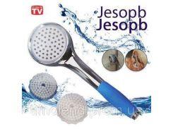 Насадка на душ со сменными массажными головками Jesopb