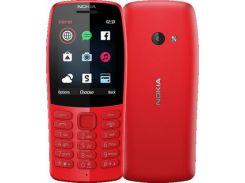 Nokia 210 Dual Red (UA UCRF)