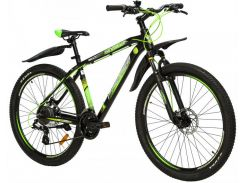 "Premier Tsunami 27 Disc 18"" Black-Green (SP0004690)"