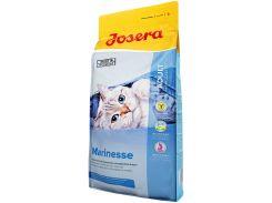 Сухой гипоаллергенный корм для взрослых кошек Josera Marinesse Adult с лососем и рисом 10 кг (4032254742913)