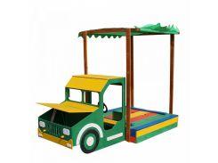 Песочница грузовик SportBaby Песочница - 16