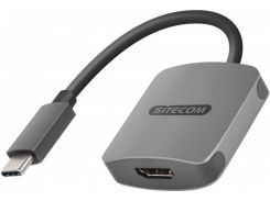 Sitecom Adapter USB-C to Hdmi Power Delivery Space Grey (CN-375)
