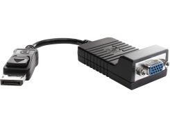 Hp Adapter DisplayPort to Vga Black (F7W97AA)
