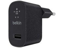 Belkin Usb Wall Charger Mixit Premium 2.4A Black (F8M731vfBLK)