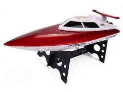 Катер на р/у Fei Lun Racing Boat FT007 2.4GHz (красный) (FL-FT007r)