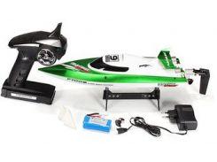 Катер на р/у Fei Lun High Speed Boat FT009 2.4GHz (зеленый) (FL-FT009g)