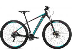 Orbea Mx 29 30 19 M Black - Turquoise - Red (J20917R3)