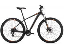 Orbea Mx 27 50 19 M Black - Orange (J20117R1)