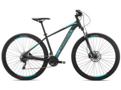 Orbea Mx 27 30 19 M Black/Turquoise/Red (J20317R3)