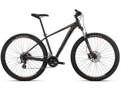 Orbea Mx 29 50 19 M Black - Orange (J20717R1)