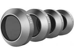 Dji Mavic Nd Filters Set (ND4/8/16/32)
