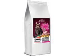Сухой корм Home Food для взрослых кошек с индейкой и лососем 10 кг (4828333181000)