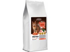 Сухой корм Home Food для взрослых кошек курочка с креветкой 10 кг (4828333281000)