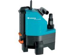 Погружной насос для грязной воды Gardena Aquasensor Comfort 8500