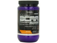 Ultimate Nutrition Flavored Bcaa 12,000 Powder 457 g /60 servings/ Orange