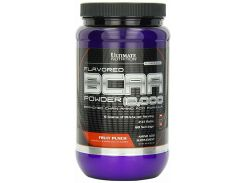 Ultimate Nutrition Flavored Bcaa 12,000 Powder 457 g /60 servings/ Fruit Punch
