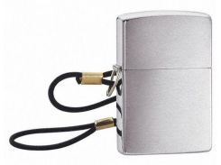 Зажигалка Zippo Lossproof Brushed Chrome (275)