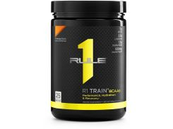 Rule One Proteins R1 Train BCAAs 378 g /25 servings/ Orange Burst