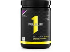 Rule One Proteins R1 Train BCAAs 378 g /25 servings/ Juicy Grape