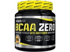 BioTechUSA Bcaa Flash Zero 360g - ice tea-lemon
