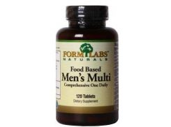 Form Labs Food Based Mens Multi 120 tabs