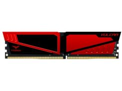 Team 16 Gb DDR4 2400 MHz T-Force Vulcan Red (TLRED416G2400HC15B01)