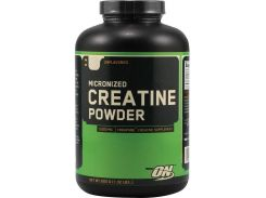 Optimum Nutrition Micronized Creatine Powder 600 g /120 servings/