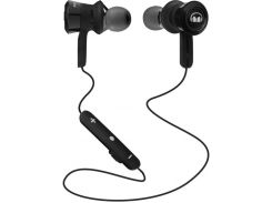 Monster Clarity Hd In-Ear Bluetooth, Black and Black Platinum (MNS-137030-00)