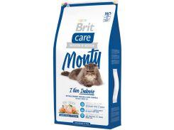 Сухой корм для кошек живущих в помещении Brit Care Monty I am Living Indoor 7 кг (8595602505692)